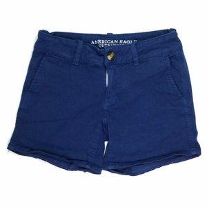 American Eagle Women's Shorts W27 Blue